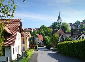 Oerlinghausen - A view of Oerlinghausen