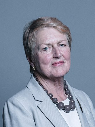 Barbara Young, Baroness Young of Old Scone - Image: Official portrait of Baroness Young of Old Scone crop 2