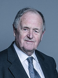 Alan Beith British politician