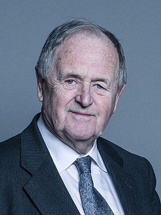 Alan Beith - Official portrait of Lord Beith