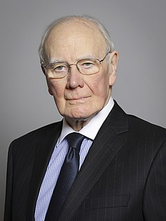 Menzies Campbell Former Leader of the Liberal Democrats