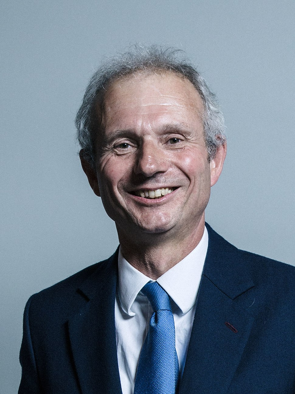 Official portrait of Mr David Lidington crop 2
