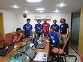 Offline room - Hackathon Mumbai 2011.jpg