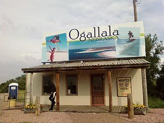 Ogallala, Nebraska - Photo spot just off Interstate 80