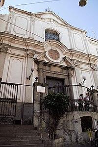 Santa Maria ad Ogni Bene dei Sette Dolori, Naples