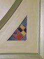"Oil painting ""Nautical Signal Flag"" located on first floor rotunda ceiling, U.S. Custom House, Philadelphia, Pennsylvania LCCN2010720056.tif"