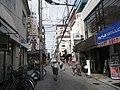 Okamoto Shopping Street Festival-dori East - panoramio (1).jpg
