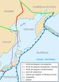 Okhotsk Plate map-fr.png
