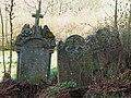 Old gravestones in the graveyard of St. Mark's Church - geograph.org.uk - 1287996.jpg