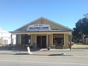 Central Otago - Image: Oldest Shop In NZ Still Open, Oturehua