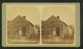 Oldest house in Indianapolis, Ind., built in 1830, from Robert N. Dennis collection of stereoscopic views.png