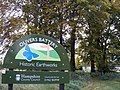 Oliver's Battery Historic Earthworks Sign - geograph.org.uk - 1034837.jpg