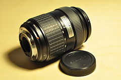 Olympus Zuiko Digital 40-150mm f3.5-4.5 lens - back.jpg