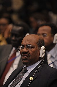 Omar al-Bashir, 12th AU Summit, 090202-N-0506A-724.jpg