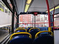 On the rail-replacement bus service at Moorfields, Liverpool.jpg