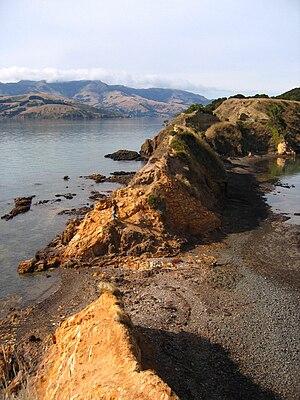 Ōnawe Peninsula - Ōnawe Peninsula, 2007