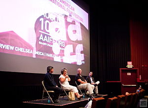 Asian American International Film Festival - Image: Opening night