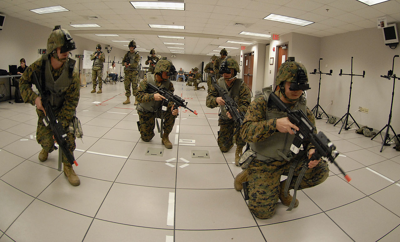 a virtual training environment essay Edge virtual training fact sheet s&t is leveraging investments and technological advances made by the military, specifically the us army's prototype virtual environment called enhanced dynamic geo-social environment (edge) virtual training.
