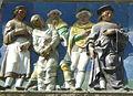 Opere di misericordia 05, santi buglioni, seppellire i morti, dett 01.jpg