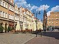 Opole - zachodnia pierzeja Rynku.jpg
