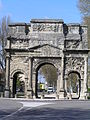 Orange, Triumphal Arch, France..JPG