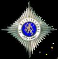 Orania-Nassaun ritarikunnan suurupseerin rintatähti.png