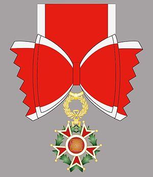 Order of the Brilliant Star of Zanzibar - Image: Order of the Brilliant Star of Zanzibar II grade sash and sash badge