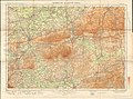 Ordnance Survey One-Inch Tourist Map of Dorking & Leith Hill Published 1929.jpg