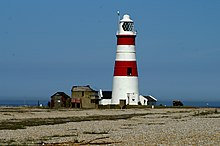 Orford Ness Lighthouse, Suffolk.jpg