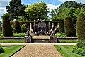 Ornamental Fountain, Bowood House Gardens - geograph.org.uk - 1572436.jpg