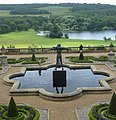 Orpheus and the leopard in front of Harewood House - panoramio.jpg