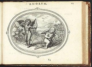 Amorum emblemata (ligustrum versus vaccinium)