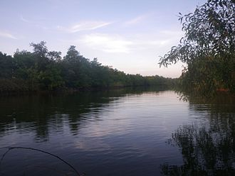 Banana Pancake Trail - Sihanoukville section of the Banana pancake trail. The Ou Trojak Jet River Otres Marina