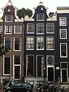 foto van Huis met klokgevel