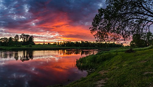 Pärnu jõgi Sindis
