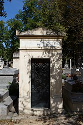 Tomb of Houlliot and Toussaint-Tourly