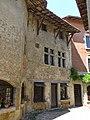 Pérouges - Hostellerie du Vieux-Pérouges - rue du Prince (10-2014) 2014-06-25 13.47.22.jpg