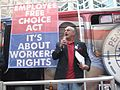 PA- Employee Free Choice Act Rally at State Democratic Convention (3600199449).jpg