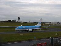 PH-BGD - B737 - KLM
