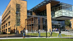 Foster School of Business - Paccar Hall