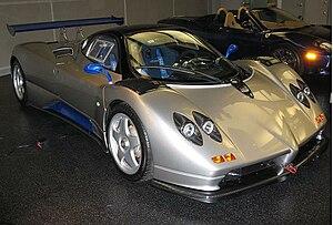 Pagani Zonda C12-S Monza - Wikipedia