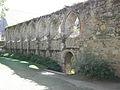 Paimpol (22) Abbaye de Beauport Réfectoire 04.JPG