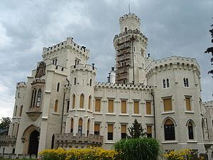 Palacio Hlubok%C3%A1