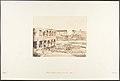 Palais et Village de Louxor, pris du Sud, Thèbes MET DP131863.jpg