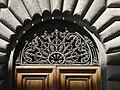 Palazzo Adorni Braccesi lunetta ferro battuto.jpg