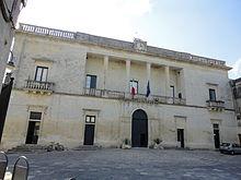 Palazzo feudale