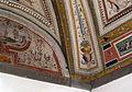 Palazzo di sforza almeni, sala con affreschi, fregio con motto, 10.JPG