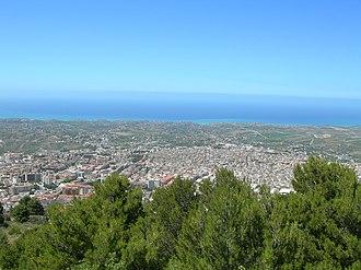 Alcamo - Image: Pan Alcamo 1