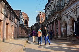 Sonargaon - Panam City (Panam Nagor) after renovation