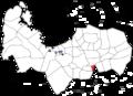 Pangasinan Locator map-Santo Tomas.png